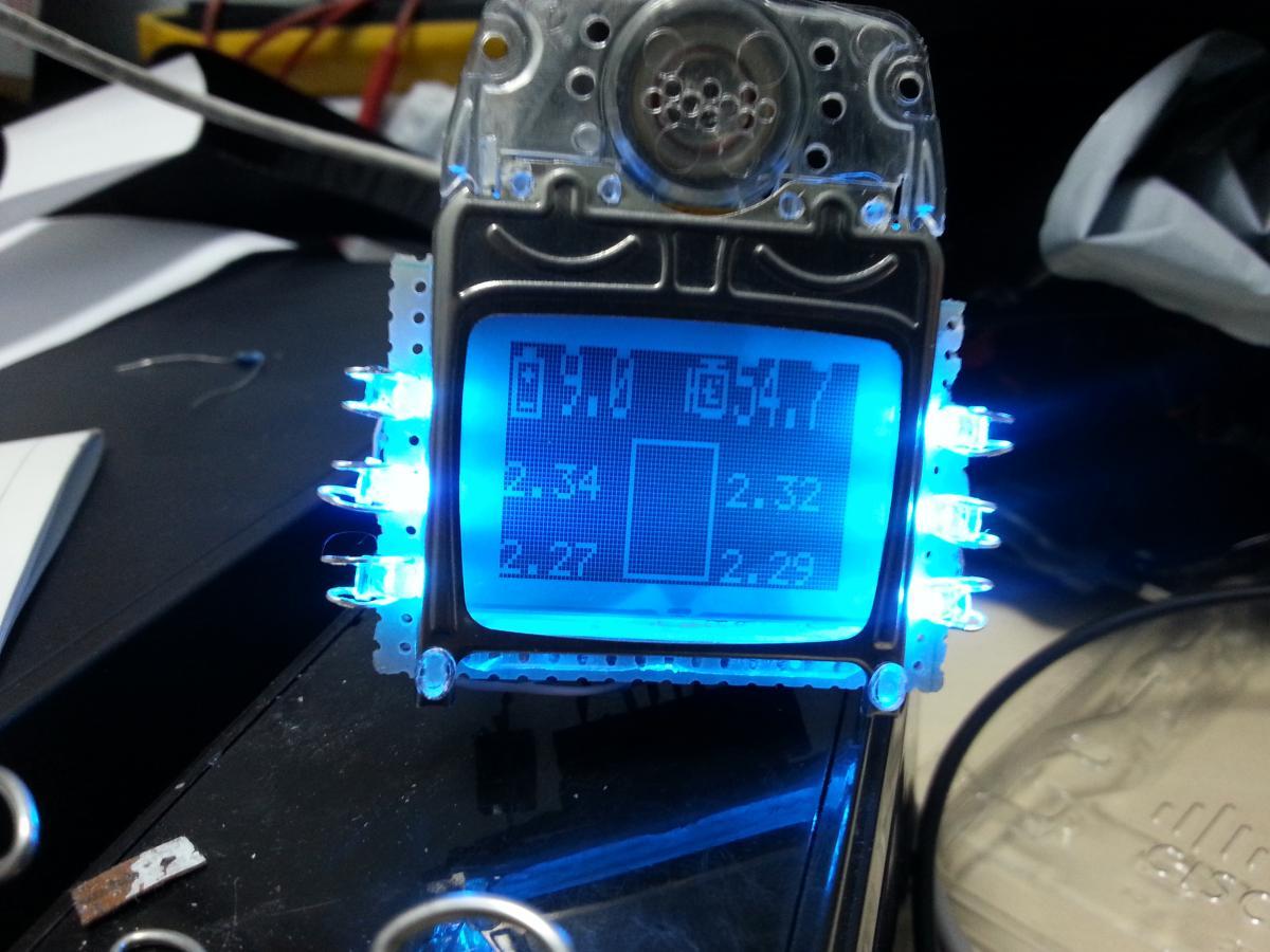 93Цифровой манометр пневмоподвески своими руками